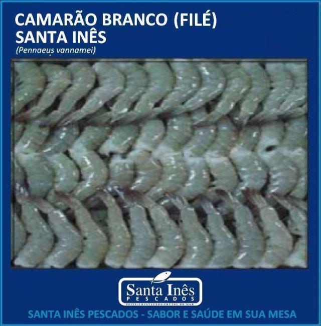 CAMARÃO FILÉ 51-60 PÇS/LB