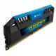 Memória Corsair Vengeance 8GB 1600MHz DDR3 CL10 Blue - CMZ8GX3M1A1600C10B