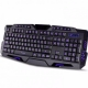 Teclado Iluminado Multimídia - Exbom Action Gamer - BK-G35
