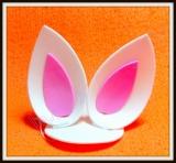 Orelha de coelho M(12unidades)