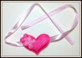Gargantilha coração fofo(12unidades)