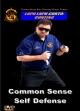 Common Sense Self Defense - Bram Frank  t217-24