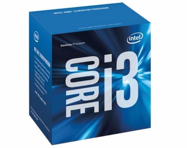 Processador Intel Core I3 7100 kaby Lake, Cache 3MB, 3.9Ghz, LGA 1151, BX80677I37100