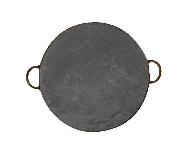 Assadeira em pedra sabão de 35 cm