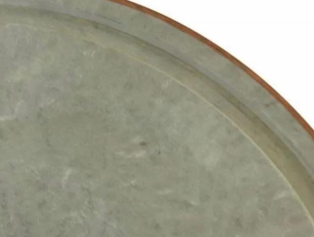 Grelha em pedra sabão de 35 cm