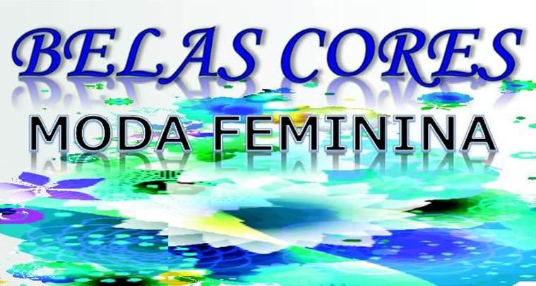 BELAS CORES MODA FEMININA