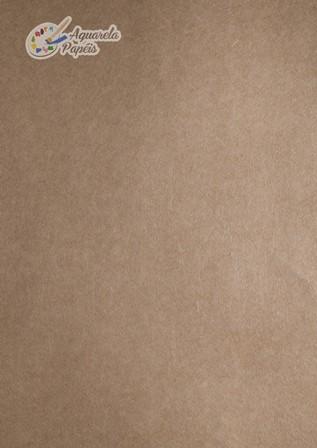 Papel Kraft 180 gramas - A4 - 100 Folhas
