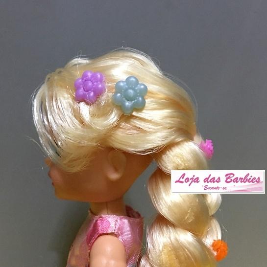 Presilha De Cabelo Para Boneca Kelly (Modelo Primavera)
