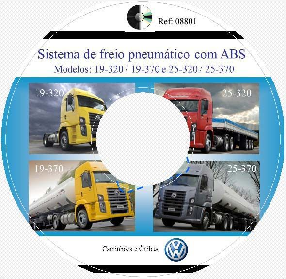 Sistema ABS VW Constellation.