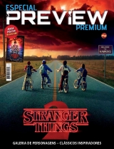 ESPECIAL PREVIEW PREMIUM 01 - STRANGER THINGS 2