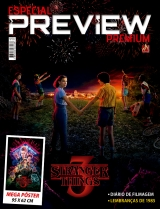 ESPECIAL PREVIEW PREMIUM 04 - STRANGER THINGS 3