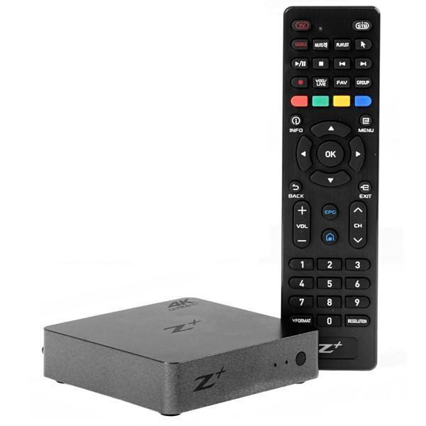 Receptor Z+ Ultra HD 4K - Frete Grátis