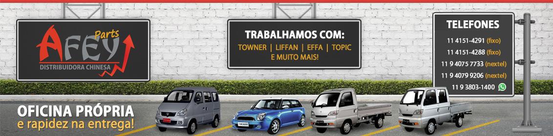 Afey Peças - Peças Towner Effa Lifan afeypeças.com.br