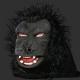 Máscara Macaco c/ Pelo