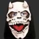 Máscara Caveira c/ Chifre