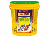 Ração Sera Koi Royal Large Balde 4,150 Kg p/ Carpas e  Kinguios