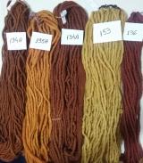 Fio artesanal de lã - 50g FIO FINO