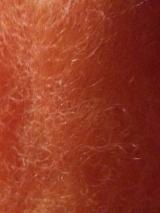 Lã penteada corriedale fina para cabelo de boneca