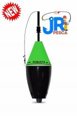 Boia JR cevadeira ROBUSTA c/anel limitador ref. 158 (verde copo preto)