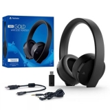 Sony Headset Gold 7.1 Wirelless para PS4