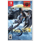 SWITCH - Bayonetta 2 (Inclui Bayonetta 1)