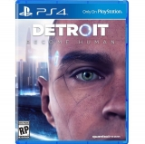 PS4 - Detroit Become Human