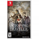 SWITCH - Octopath Traveler