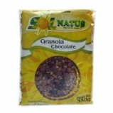 GRANOLA CHOCOLATE 500G
