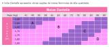 MEIA-CALÇA EXTRA OPACA DANTELLE COR CHUMBO - TAMANHO - D=EG