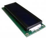 Display LCD 16x2 Big Number Azul c/ Backlight