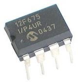 PIC12F675-I/P