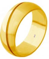 Aliança ouro 18k 8,0 mm Allauch