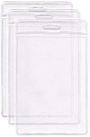 Bolsa de PVC Cristal, Vertical, medida 58x89 mm