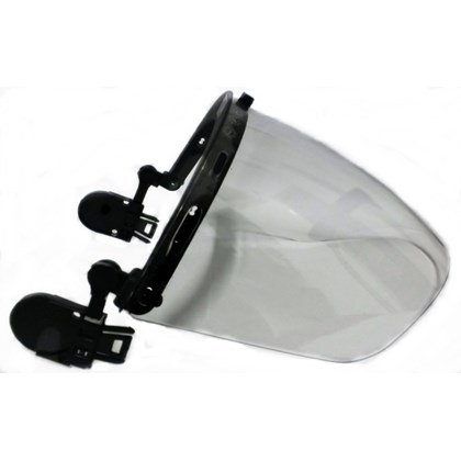 Kit Protetor Facial Para Capacete Ultra Master