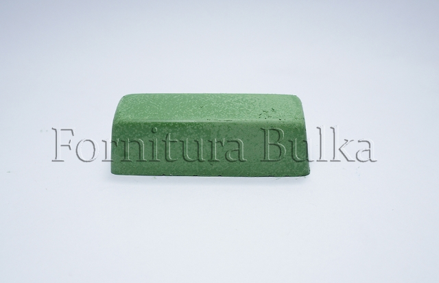 Pasta para polimento Jacare verde 145 gr (CAIXINHA)