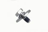 Parafuso do rotor com arruela Lavadora / Secadora LG 4040FR4051C