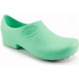 bfecf7479 Sapato STICKY SHOE Antiderrapante Verde Hospitalar - CANADA EPI - CA. 27891  por R$52,99