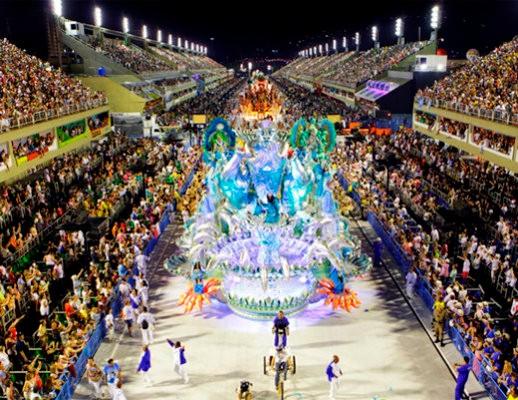 Arquibancada Especial setor 07 (Desfile de Domingo)