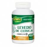 Levedo de Cerveja + Complexo B - 400 Cápsulas 450 mg