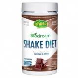 Shake Diet Biodream Sabor Chocolate - 400 g