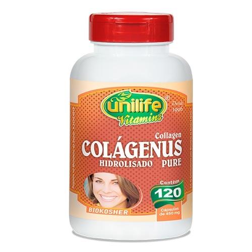 Colágeno Hidrolisado - 120 cápsulas 450 mg