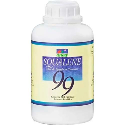 Squalene 99 Anew - 480 cápsulas