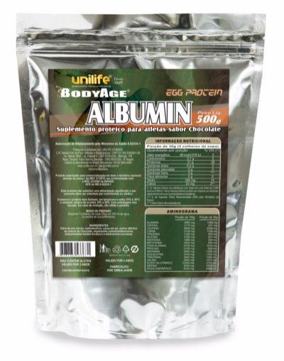 Albumina Egg Protein - 500g