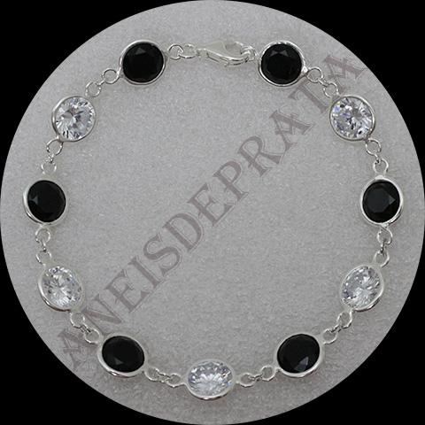 pulseiras de prata