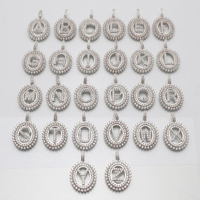pingentes em prata