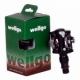 Pedal 9/16 Clip MTB Alum. c/esf. WAM-M919  WELLGO