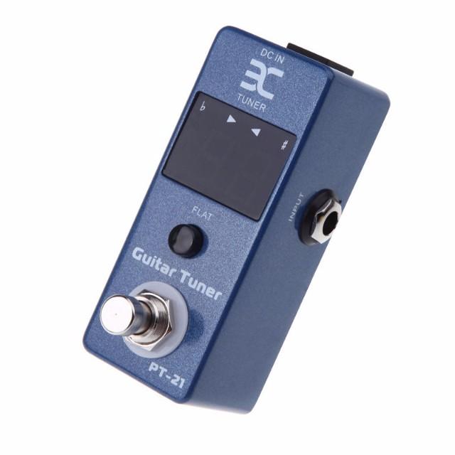 Pedal Afinador Compacto PT21 Eno Music