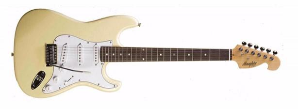 Guitarra Tagima Memphis MG32 (Creme)