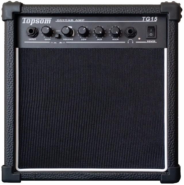 Amplificador para Guitarra TG15 Topsom